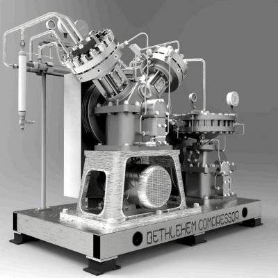 大船隔膜式压缩机