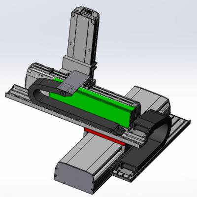 XYZ三轴悬臂式机械手