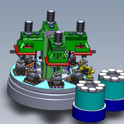 多功能工具钻孔机