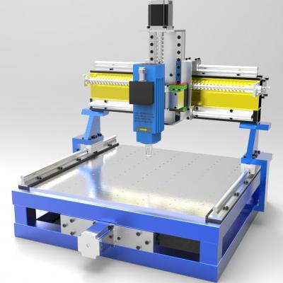 数控PCB雕刻机