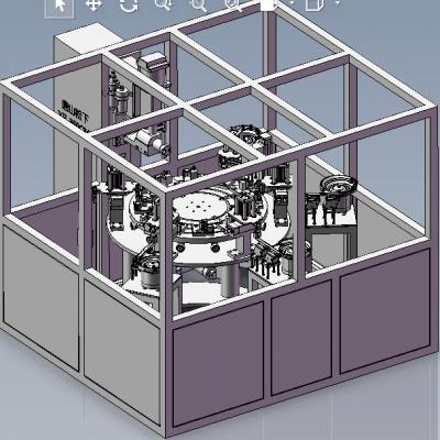 施耐德电气焊接工装平台设备