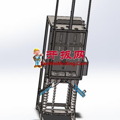 非标钻孔机设备