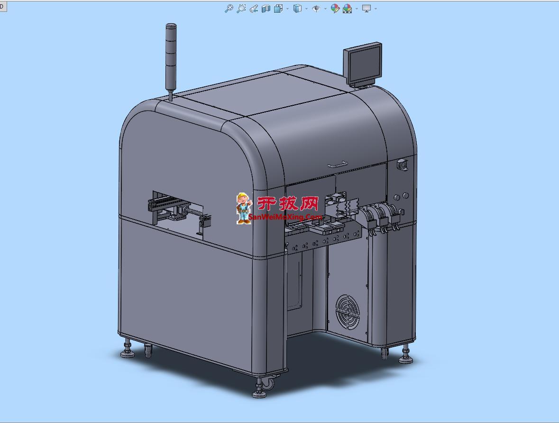 异型插件机设备