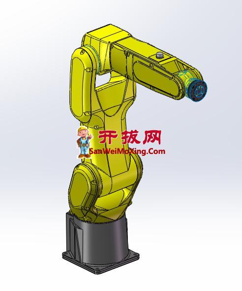 LR mate 200id机械手模型
