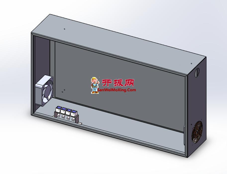 钣金柜 钣金控制箱