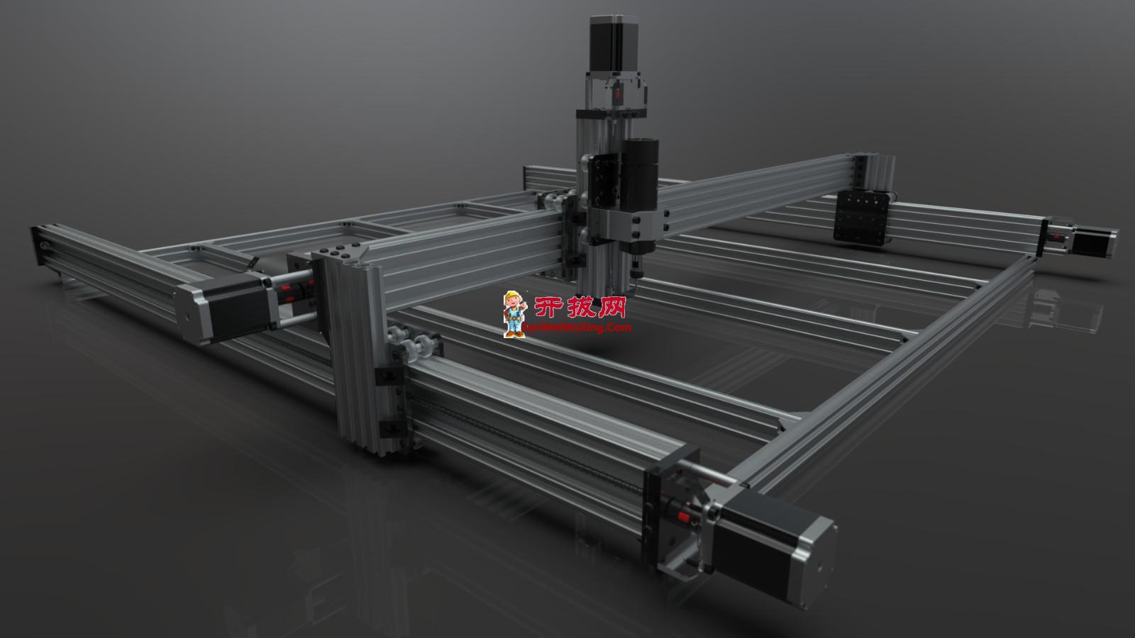 DIY CNC雕刻机