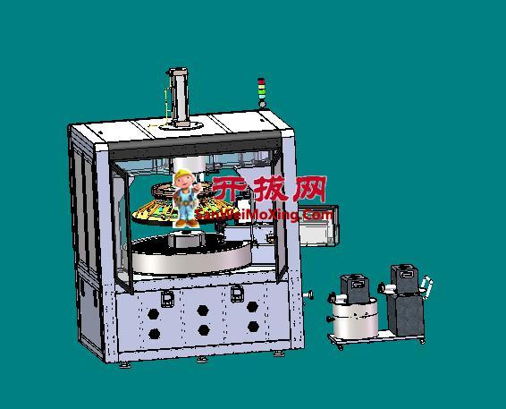 玻璃双面研磨机