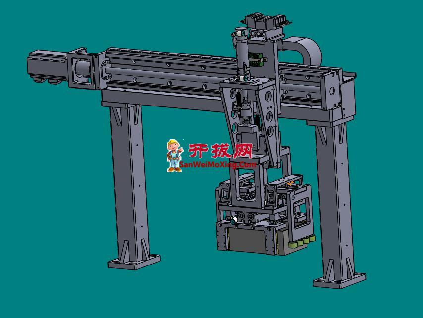 移栽机械臂