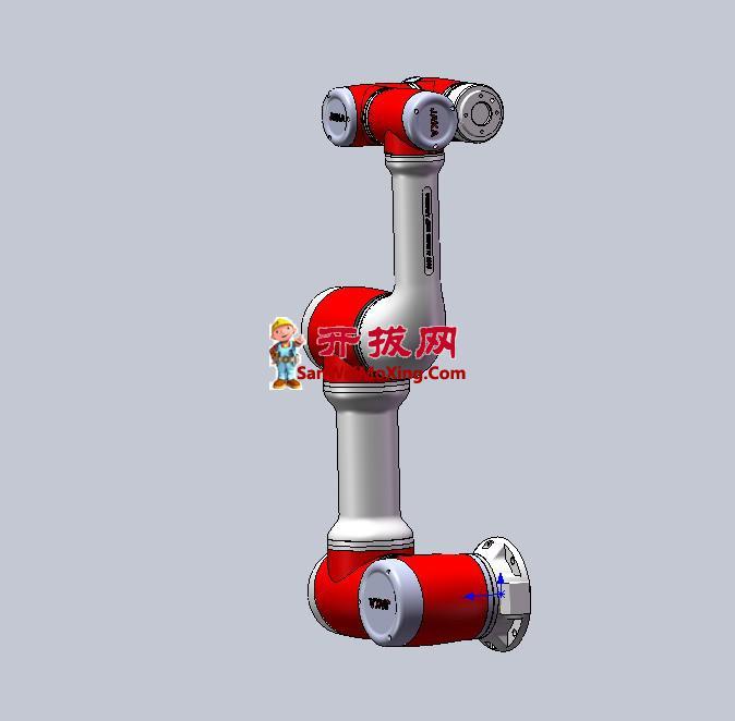 机械臂负载7kg  ZU7 V2.5