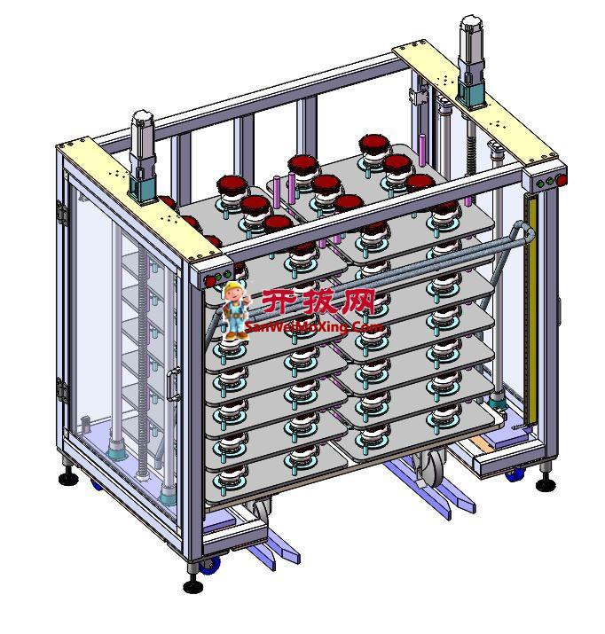 自动升降料仓模组(含PPT)
