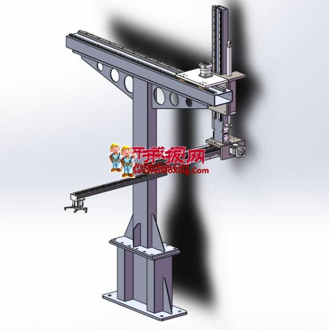 桁架式三轴机械手